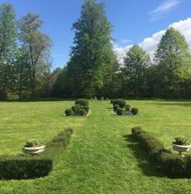 Parc floral aux milles senteurs du chateau du bois de la lune