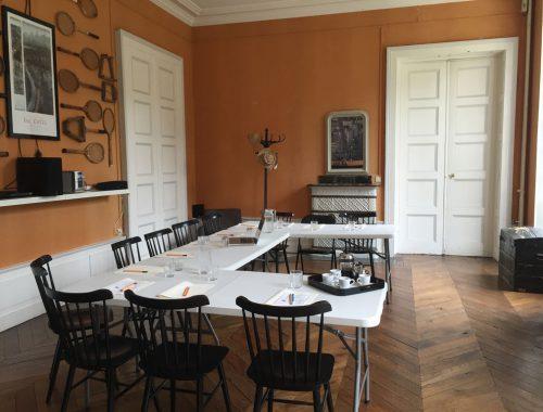 Salle de seminaire pour evenements professionnels
